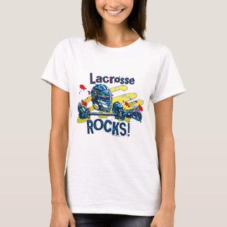 Lacrosse Rocks  LaX Gear T-Shirt