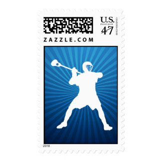 Lacrosse Shooter stamps
