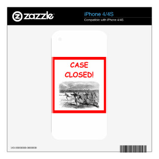 lacrosse iPhone 4 decal
