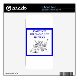LACROSSE SKINS PARA iPhone 4S