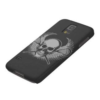 Lacrosse Skull Galaxy case Case For Galaxy S5