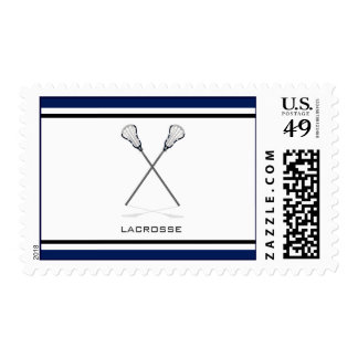 Lacrosse Sports Stamps