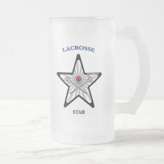 Lacrosse Star Mugs