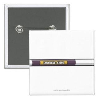 Lacrosse stick pin