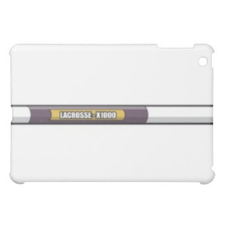 Lacrosse stick iPad mini case