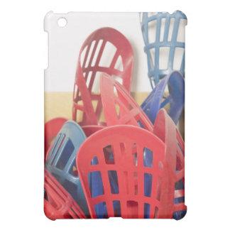Lacrosse sticks iPad mini cases