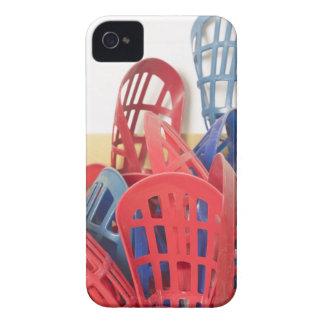 Lacrosse sticks iPhone 4 cover