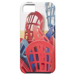 Lacrosse sticks iPhone SE/5/5s case