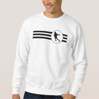 Lacrosse Stripes Sweatshirt