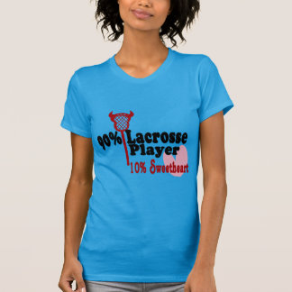 Lacrosse Sweetheart T Shirt