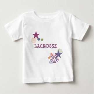 Lacrosse Swirl Baby T-Shirt