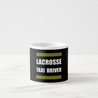 Lacrosse Taxi Driver Espresso Cup