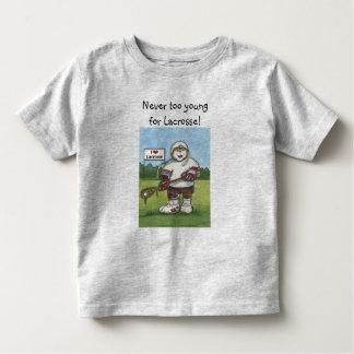 Lacrosse Toddler Shirt