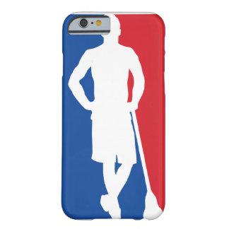LaCrosse todo el caso del iPhone 6 de las Funda Para iPhone 6 Barely There