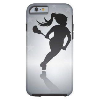 Lacrosse Tough iPhone 6 Case