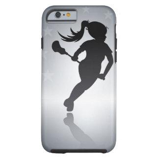 Lacrosse Tough iPhone 6 Case