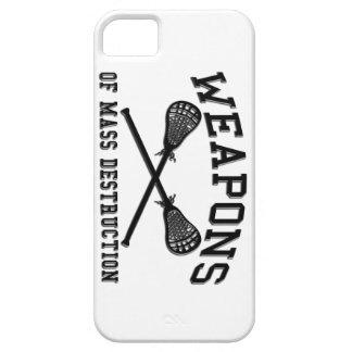Lacrosse Weapons of Mass Destruction iphone 5 Case