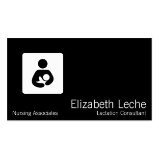Lactation Consultant Business Card Templates