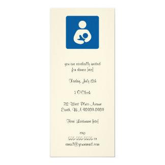 Lactation Consultant Custom Invites