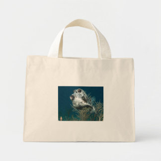 Lactophrys triqueter - Smooth Trunkfish Mini Tote Bag
