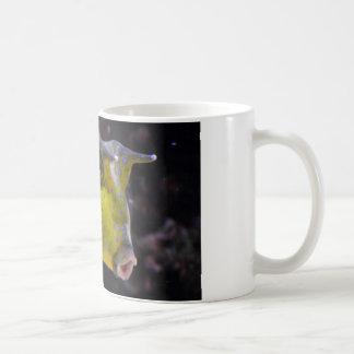Lactoria cornuta coffee mug