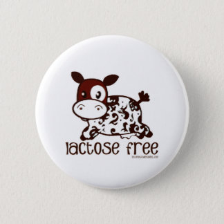 Lactose Free Brown Cow Button