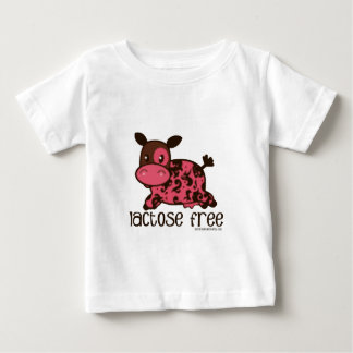 Lactose Free Pink Cow Tshirt