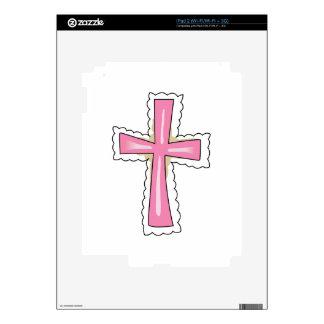 LACY CROSS iPad 2 SKIN