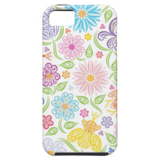 Lacy Floral iPhone 5 Case