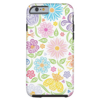 Lacy Floral iPhone 6 case