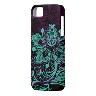 Lacy Floral iPhone SE/5/5s Case