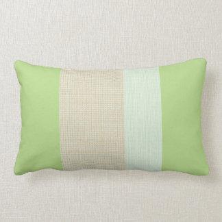 """Lacy Polyester Lumbar Pillow 13"""" x 21"""""""