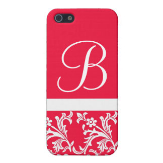 Lacy Red Custom iPhone case