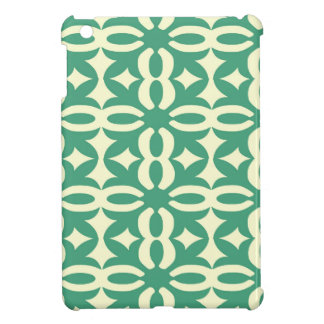 Lacy Seafoam Green Victorian Print iPad Mini Cases