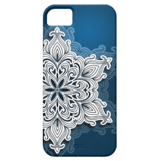 Lacy Snowflake iPhone 5/5S Case