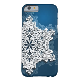 Lacy Snowflake iPhone case