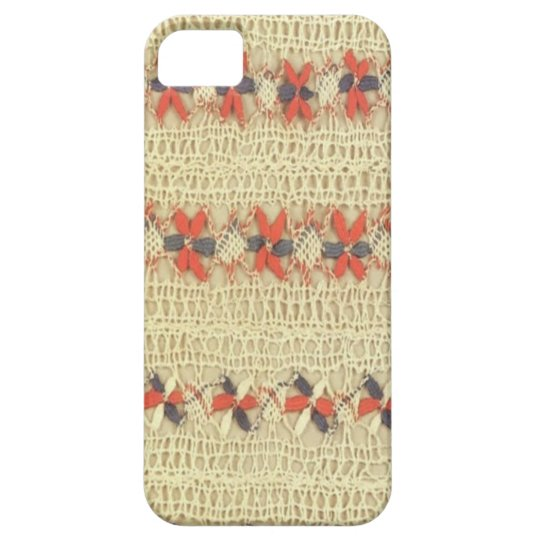 Lacy Stars Art iPhone 5 Case - Beautiful