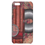 Lacy Steampunk Reds Speck Case iPhone4 Case For iPhone 5C