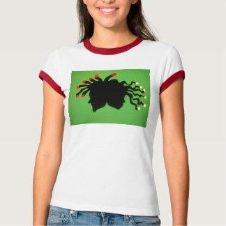 LAD GREEN RASTA T-Shirt