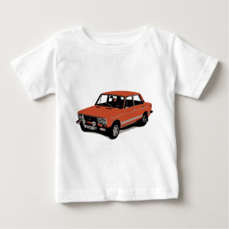Lada - The Soviet Russian Car Baby T-Shirt