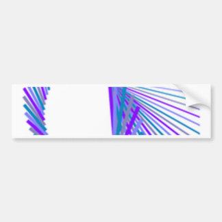 ladder bumper sticker