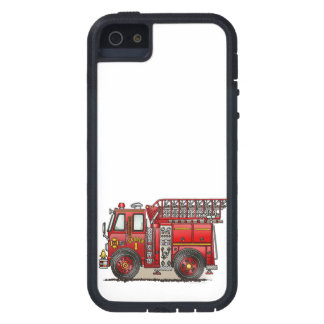 Ladder Fire Truck iPhone 5 Cover