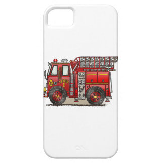 Ladder Fire Truck iPhone 5 Covers