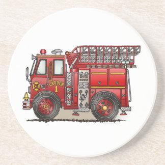 Ladder Fire Truck Coaster
