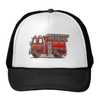 Ladder Fire Truck Hat