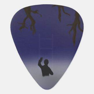 Ladder Into The Clouds Guitar Pick