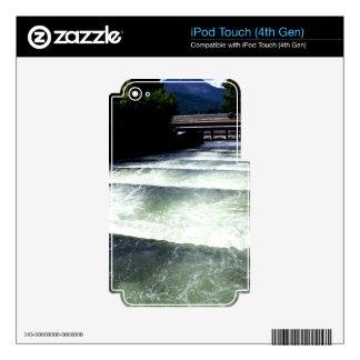 Ladder iPod Touch 4G Skin