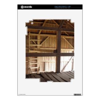 Ladder Loft & Rafters Old Barns Rural Photo iPad 2 Skins