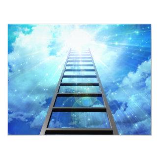 Ladder of Light Card