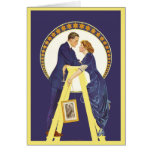 Ladder of Love Greeting Card